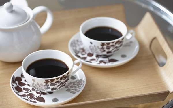 На фото кофе