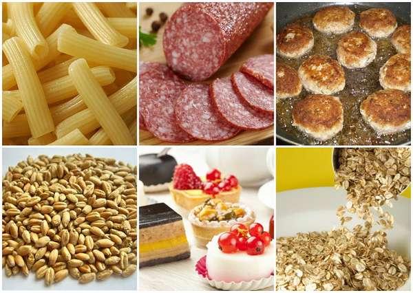 Безглютеновая диета — меню