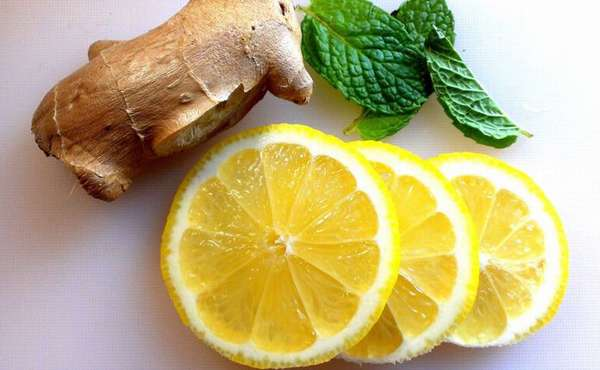 Имбирь с лемоном