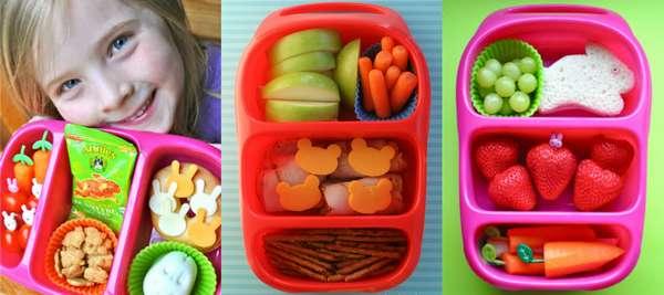 Детское питание: летние перекусы