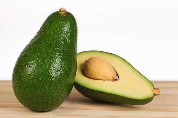Фото, роль жиров в питании человека - авокадо