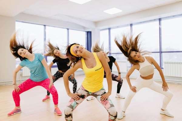 Hi-Low House: танец и аэробика