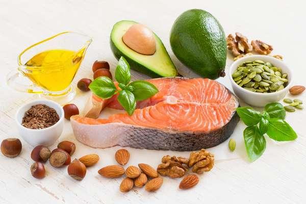 Разрешенные продукты норвежской диеты Фото