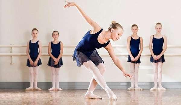 Балет: развиваем ребёнка