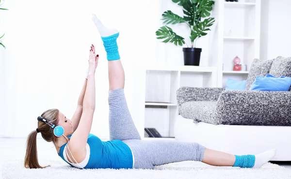 Эффективный тренинг дома – возможно!
