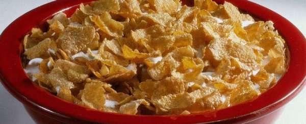 Кукурузные хлопья для похудения: польза, состав, калорийность