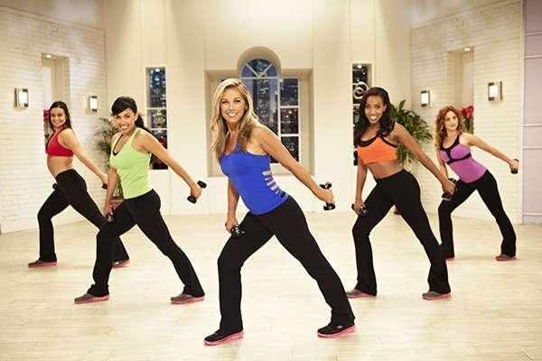 Дениз Остин То что надо: полноценная фитнес-тренировка