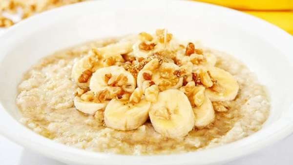 Советы диетологов Овсянка на завтрак Фото