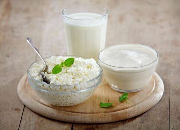 Фото: Какую роль играют жиры в организме человека - молочка