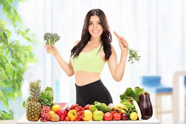 Фото: Как похудеть на правильном питании