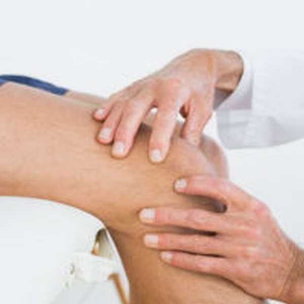 Трещина в колене - Про грибок ногтей