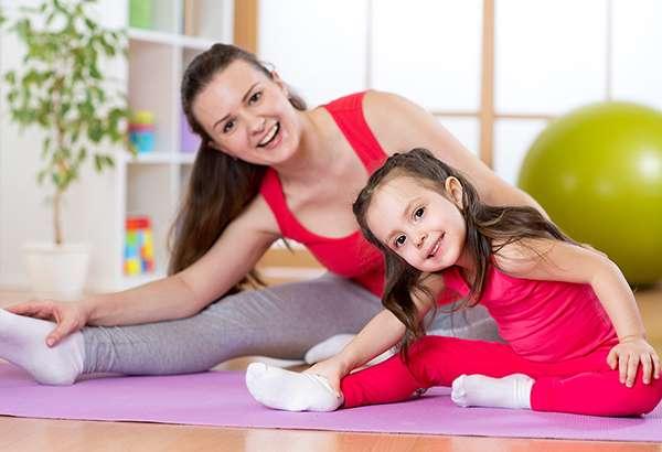 Тренировки помогут зарядиться хорошим настроением