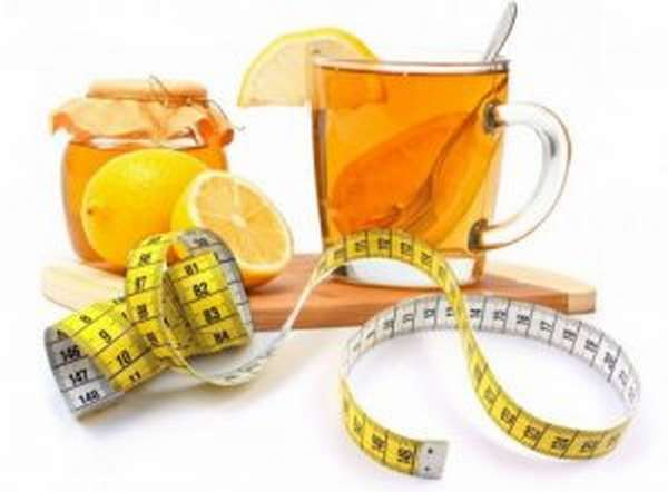 Вода с медом для похудения