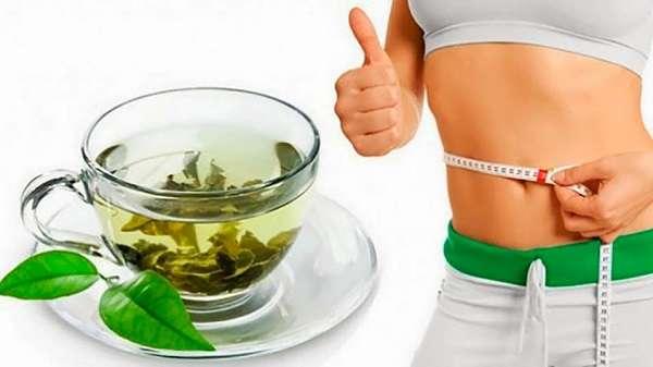 Чем полезен зеленый чай для похудения
