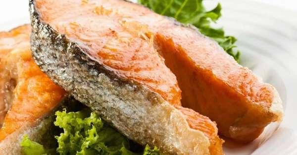 Принципы питания на северной диете Фото запеченной рыбы
