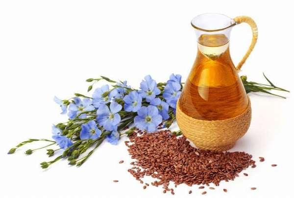 Вред масла семян льна Фото