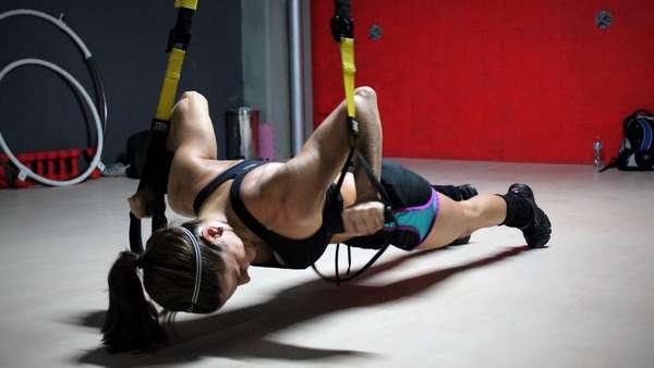 Тренировочная система TRX Suspension Training