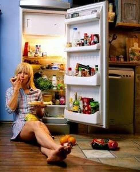 Что кушать перед сном