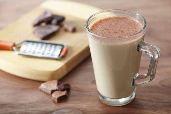 Шоколадный коктейль увеличивает активность организма