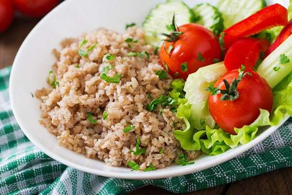 Фото: Рецепты блюд щелочной диеты