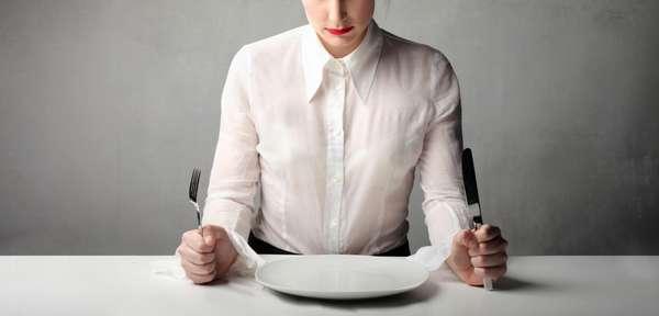 Сухое голодание Фото