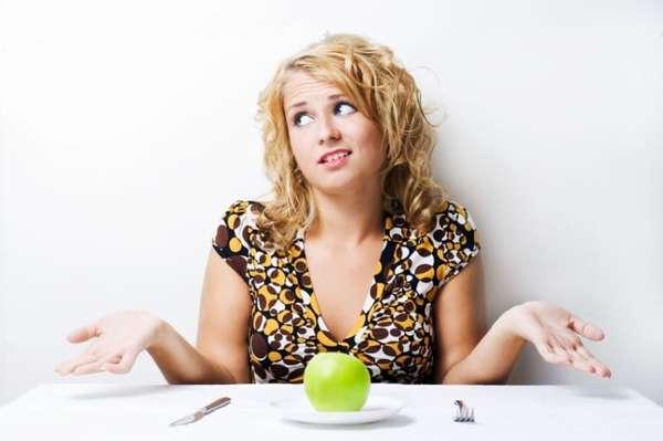 Почему не уходит вес на пп