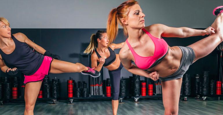 Кардио-кикбоксинг: интенсивная тренировка всего тела