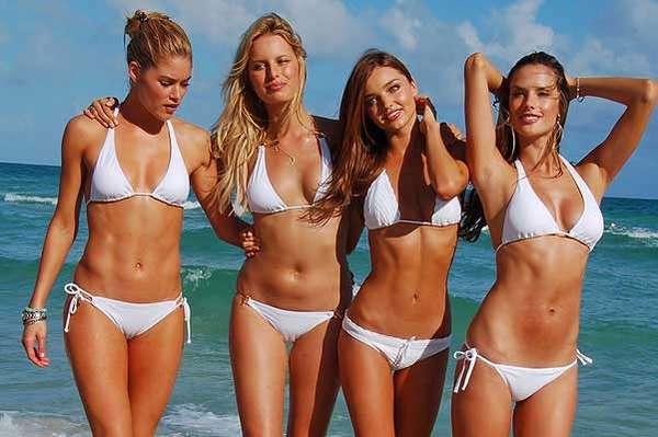 Фото: Как правильно сбросить лишний вес - девушки