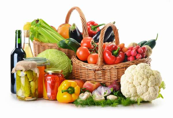 Осенние овощи Фото