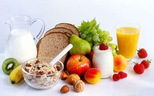Фото: Рациональное сбалансированное питание