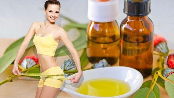 Эфирное масло для похудения