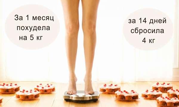 Фото: Отзывы похудевших