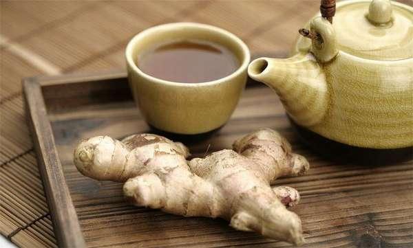 зеленого чая с имбирем для похудения