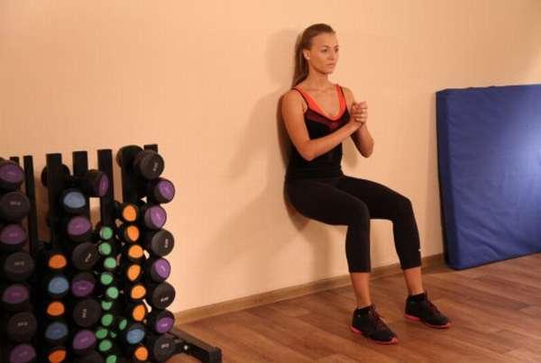 Упражнение «стул»