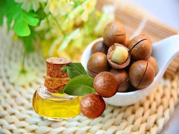 Масло макадамии - свойства и применение