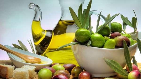 Оливковое масло для похудения Фото