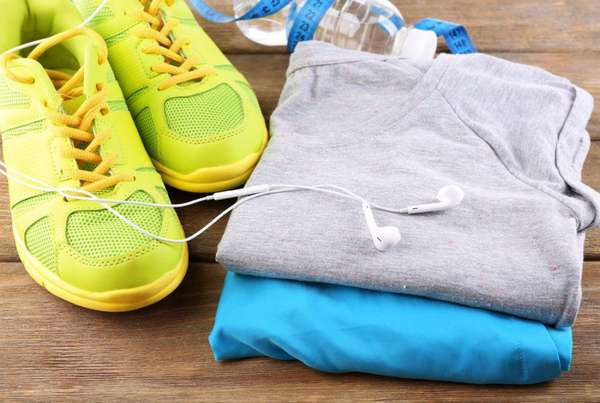 Как постирать одежду для спортзала, не испортив ее