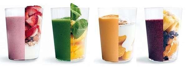 Рецепты смузи из фруктов для похудения