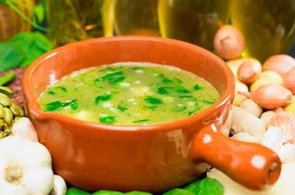 Диета на луковом супе для эффективного похудения.