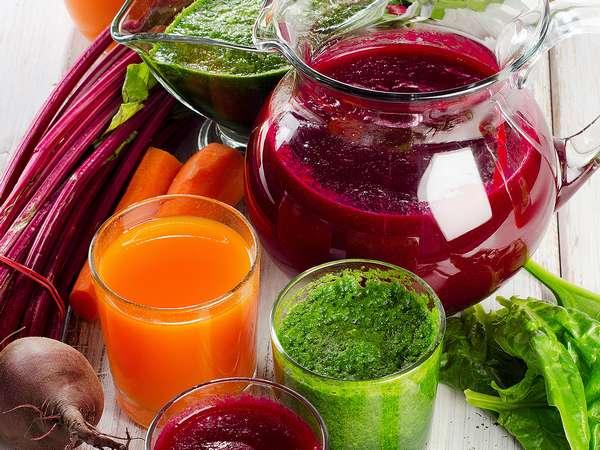 Овощные сузи Фото