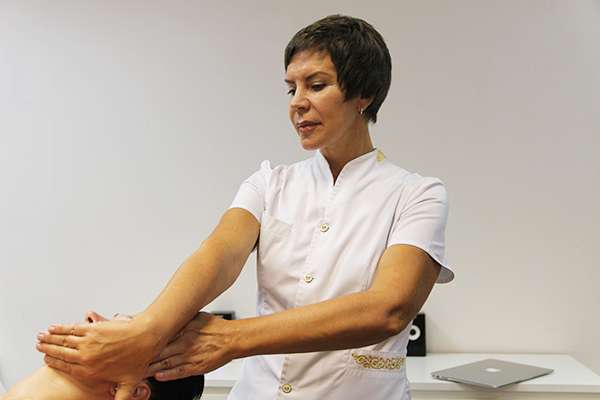 Елена Земскова - автор уникальных методик, руководитель массажной школы