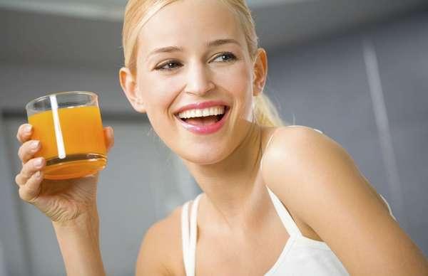Как пить морковный целебный напиток Фото