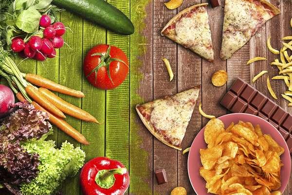 Как сделать полезную пищу вредной