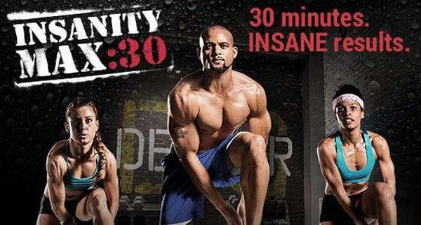Инсанити Макс 30 - 30 минут для здоровья и красоты