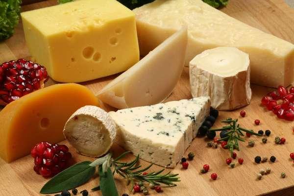 Сыр: всё, или почти всё о нём