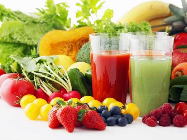 Здоровая еда продукты Фото