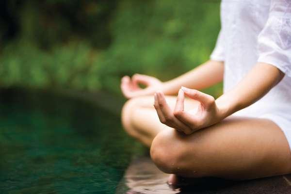 Медитация –приятный путь к гармонии