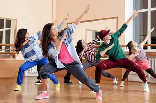 Даже танцы являются кардио тренировкой