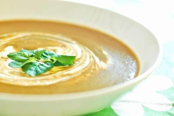 Суп-пюре из чечевицы - как приготовить