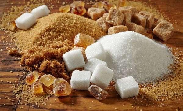 Сахар и его заменители